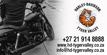 Harley Davidson - Tyger Valley