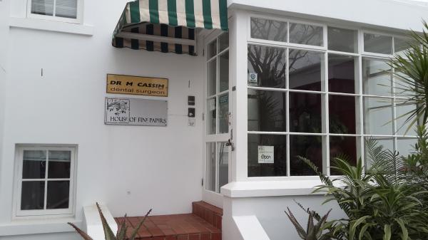 Dr M.Z.R Cassim - Dentist/Dental Surgeon - Morningside - Durban