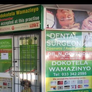 Dr Govender and Associates - Dentist/Oral Surgeon - Pietermaritzburg