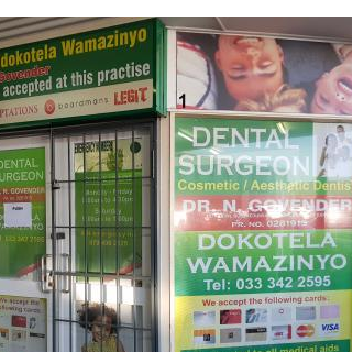 Dr Govender and Associates - Dentist/Oral Surgeon - Pietermaritzburg