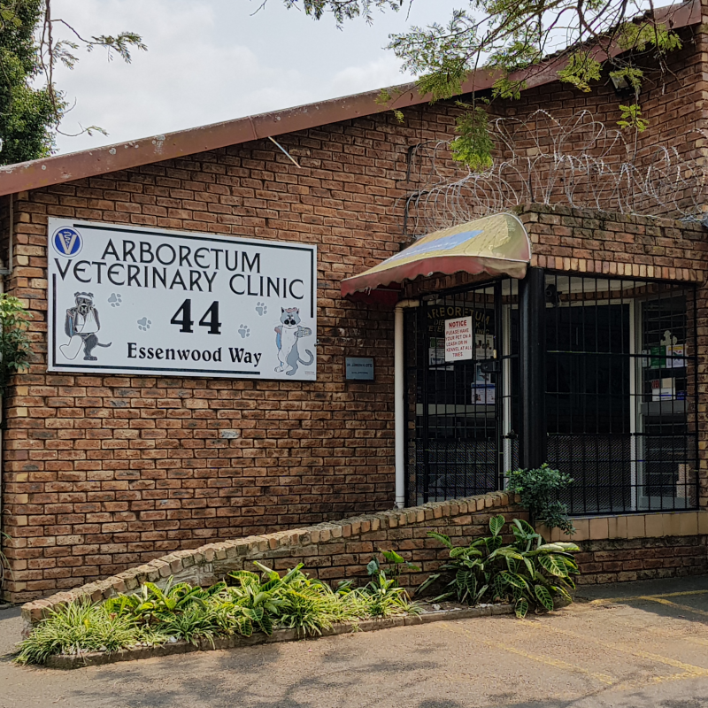 Arboretum Veterinary Clinic - vet. 44 Essenwood Way, Arboretum , Richards Bay.